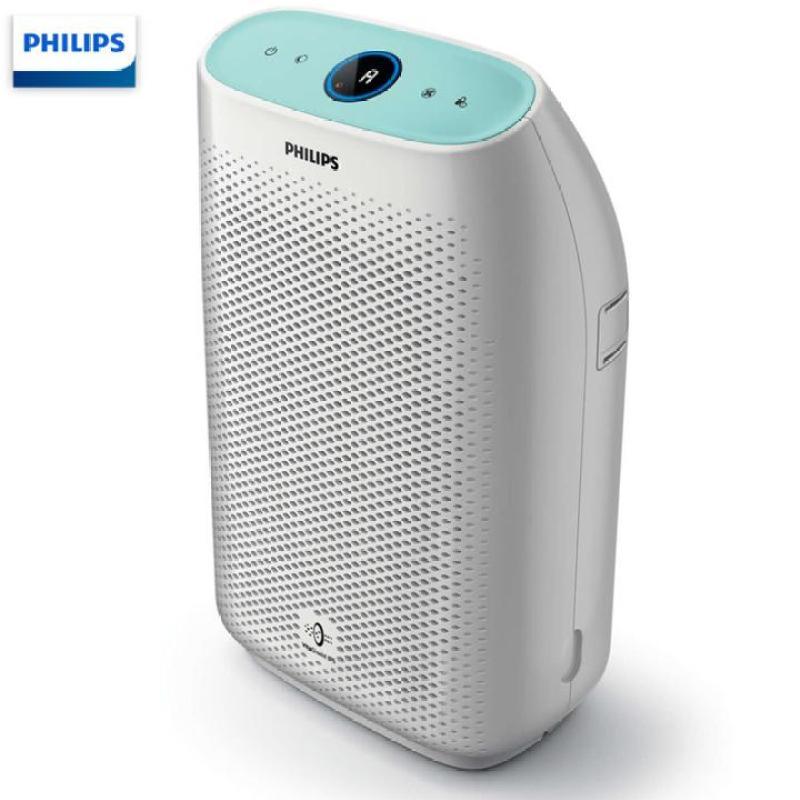Máy lọc không khí Philips AC1210 cao cấp công suất 50W tích hợp 4 chế độ làm sạch, cảm biến chất lượng không khí 4 màu