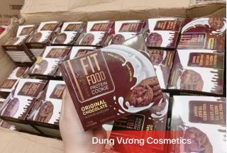 Bánh Thảo Dược Giảm Cân Fit Food Protein Cookie 24 miếng thumbnail