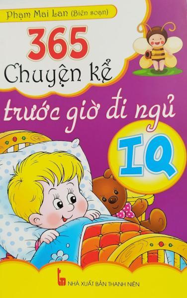 Mua 365 chuyện kể trước giờ đi ngủ IQ