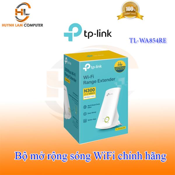 Bảng giá Bộ mở rộng sóng WiFi TPLink WA 854RE FPT phân phối - Thiết bị kích sóng Phong Vũ