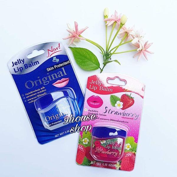 01 Hủ Sáp Môi Jelly Lip Balm Thái Lan nhập khẩu