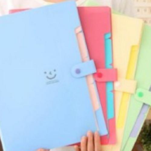 Mua Túi đựng giấy A4 mặt cười Akiko