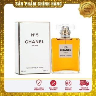 [HÀNG XỊN] Nước hoa nữ ChanelN5 EDP 100ml FULL SEAL , MIỄN PHÍ VẬN CHUYỂN , Nước hoa nữ ngọt ngào và quyến rũ, GIẢM THÊM 19K KHI THANH TOÁN QUA ZALO PAY,[NƯỚC HOA BÁN CHẠY TOP 10 LAZADA] thumbnail