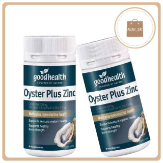 [sinh lý] Viên Uống Tinh Chất Hàu Biển Oyster Plus Zinc Goodhealth 60 viên thumbnail
