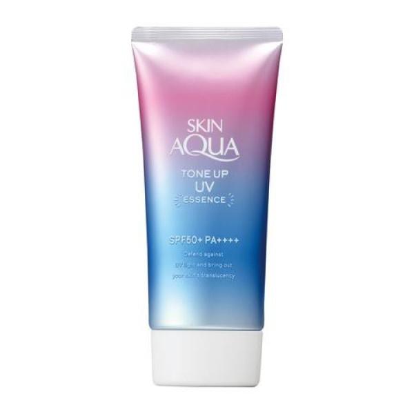 Kem chống nắng SKIN AQUA TONE UP UV ESSENCE SPF 50 nội địa Nhật Bản - Bebeau Skin Shop cao cấp
