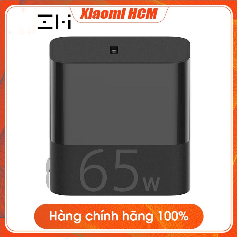 Bộ Sạc Xiaomi ZMI HA712 65W USB C, Bộ Sạc PD Nhỏ Gọn Có Thể Gập Lại, Hỗ Trợ Maxi 5.0A QC Cho IPhone, Macbook Thêm