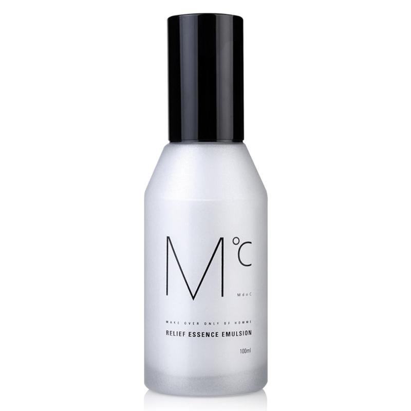 Tinh chất dưỡng ẩm cho Nam MdoC Relief Essence Emulsion - Dưỡng ẩm dành cho da khô - 100ml