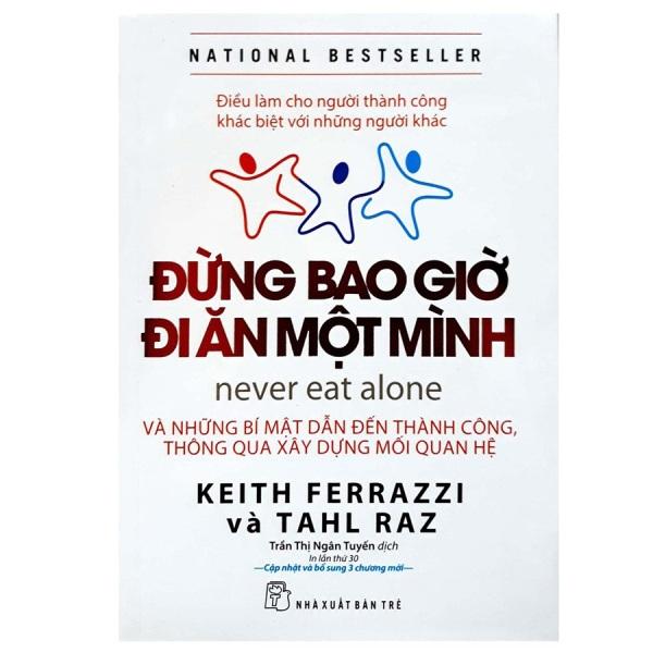 Mua nguyetlinhbook - Đừng bao giờ đi ăn một mình - NXB Trẻ