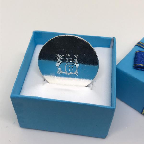 Đồng xu bạc cạo gió [FREESHIP T9] Bạc S925 Đường kính 2.5cm #AZDX002- Azone 24h Đồng xu bạc Đồng xu bạc đánh gió