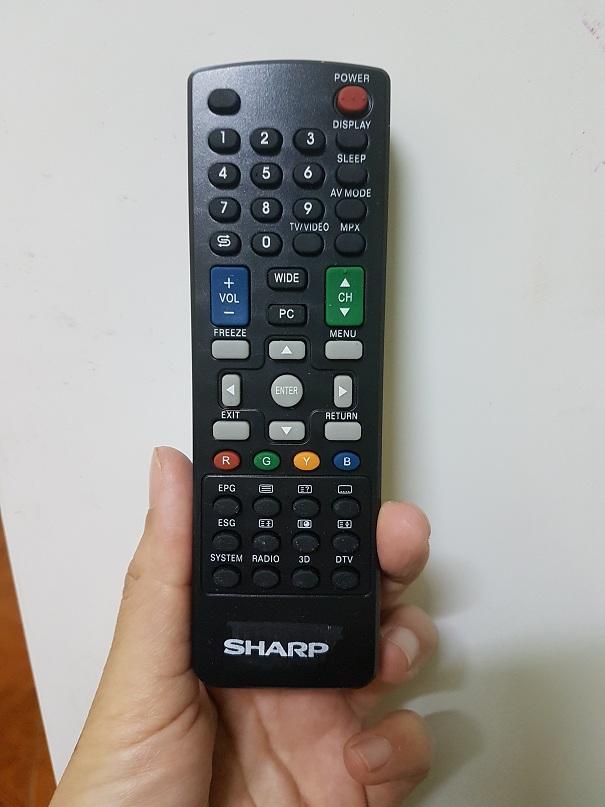 Bảng giá Điều khiển tivi Sharp