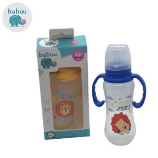 Bình sữa Babuu Nhật bản- Có Giấy Kiểm Định- có tay cầm thumbnail