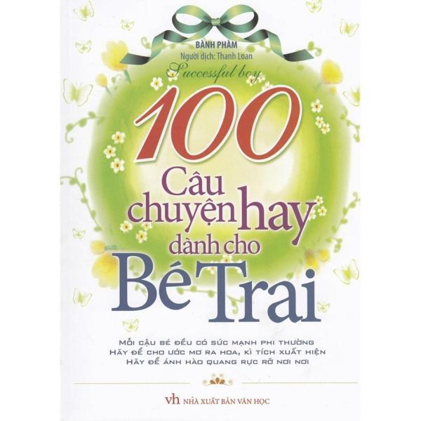 Mua fato sách: 100 Câu Chuyện Hay Dành Cho Bé Trai