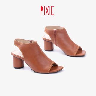 Giày Giả Boot Sapo 5cm Đế Tròn Pixie X640 thumbnail