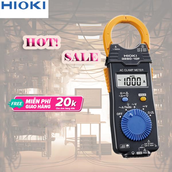 Ampe kìm AC/DC Hioki 3280-10F (1000A)