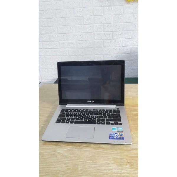 Bảng giá Laptop cũ Asus Vivobook S300CA - Core i3 3217, chơi game, nặng chỉ 1.76kg Phong Vũ