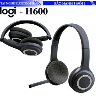 Tai nghe Chụp tai không dây Logitech Wireless Headset H600 cao cấp thumbnail