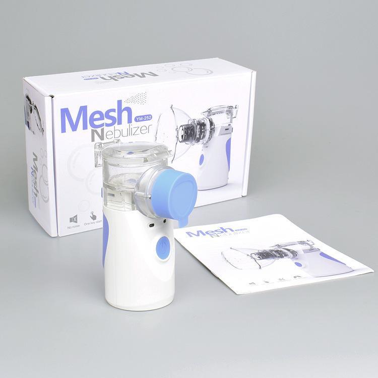 Máy xông khí dung cầm tay tiện dụng Mesh Nebulizer cao cấp