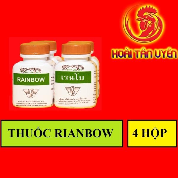 COMBO 4 LỌ RIANBOW dinh dưỡng dành cho gà tơ