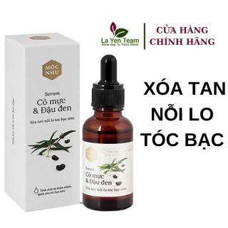 [HCM]Serum Cỏ Mực Đậu Đen Mộc Nhu Phủ Đen Tóc Từ Chân 30ml thumbnail
