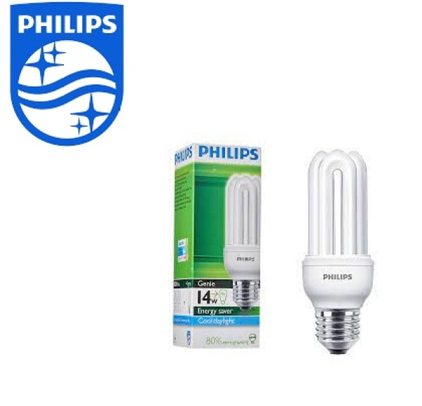 PHILIPS - BÓNG COMPACT 3U - 14W
