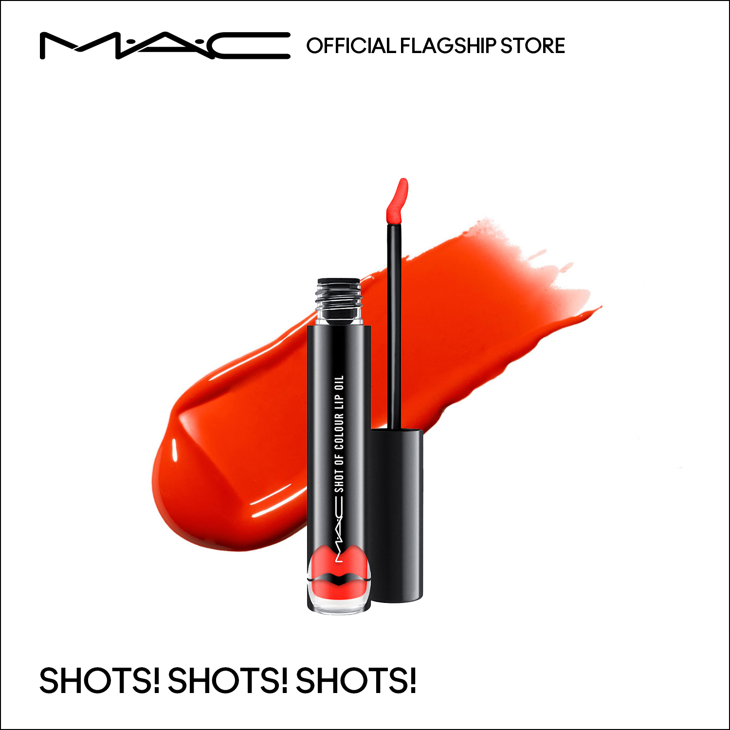 Son bóng có màu MAC Shot of Colour Lip Oil