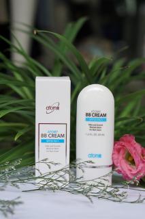 Kem nền Atomy BB Cream Hàn Quốc, kem che khuyết điểm, kem lót Silky and Smooth Blemish Balm for Skin Cover Hàn Quốc 40ml thumbnail