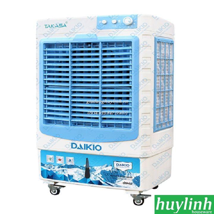 Bảng giá Máy làm mát cao cấp Daikio DK-4500C (DKA-04500C) - (25 - 30m2)