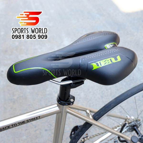 Mua Yên xe đạp thể thao da mềm êm ái LIETU