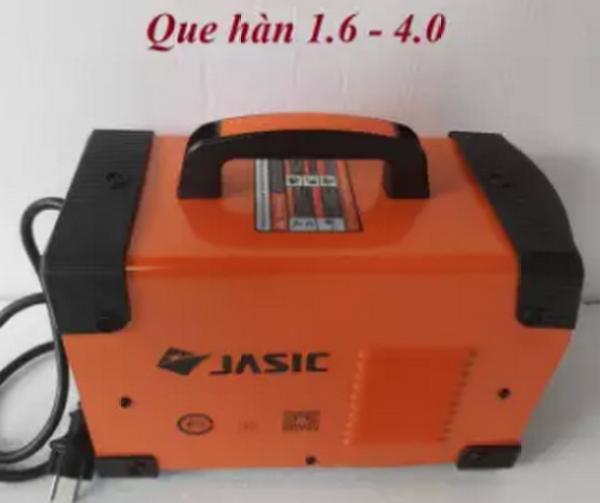 Máy hàn điện tử jasic ARC 200 tặng ke góc nam châm