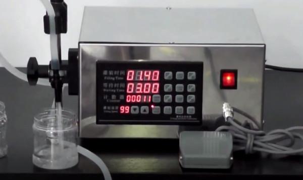 Máy chiết tinh dầu bơm màng KTS, máy chiết nước hoa, máy chiết tương ớt, máy chiết nước mắm - propack