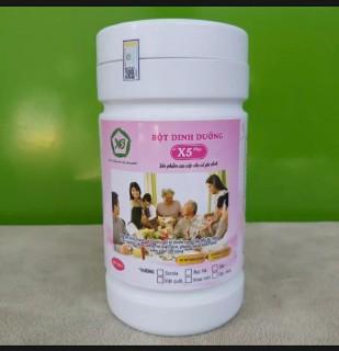500gr Bột dinh dưỡng X5 dành cho cả gia đình thumbnail