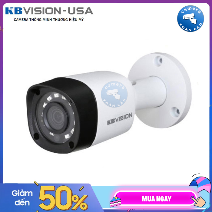 Camera HD-CVI KBvision KX-2011C4 (2MP)