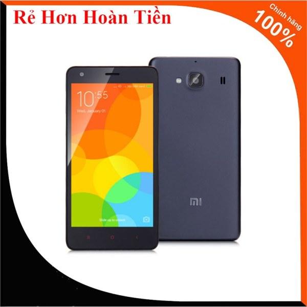 Rẻ Hơn Hoàn Tiền - Điện Thoại Smartphone Xiaomi Redmi 2 16GB - Bảo Hành 1 Đổi 1