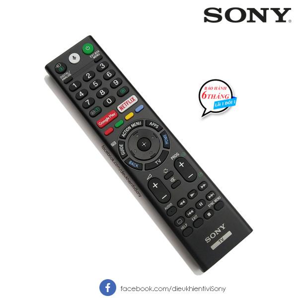 Bảng giá Điều khiển tivi Sony 4K có  giọng nói chính hãng