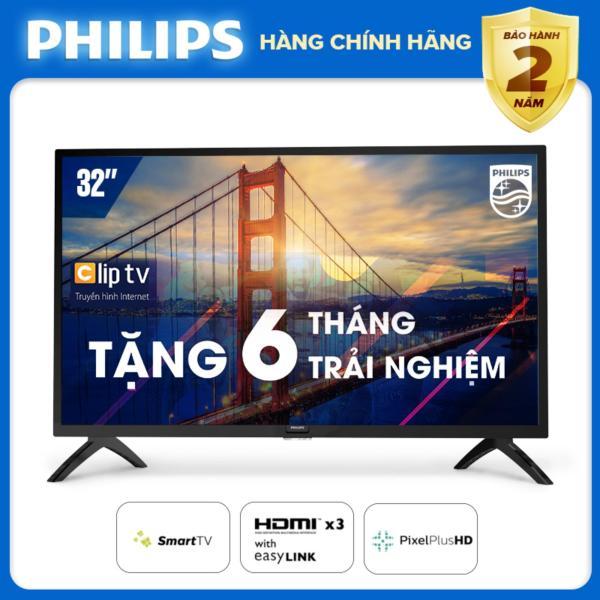 Bảng giá Smart Tivi Philips Led HD 32 inch KẾT NỐI INTERNET 32PHT5853S/74