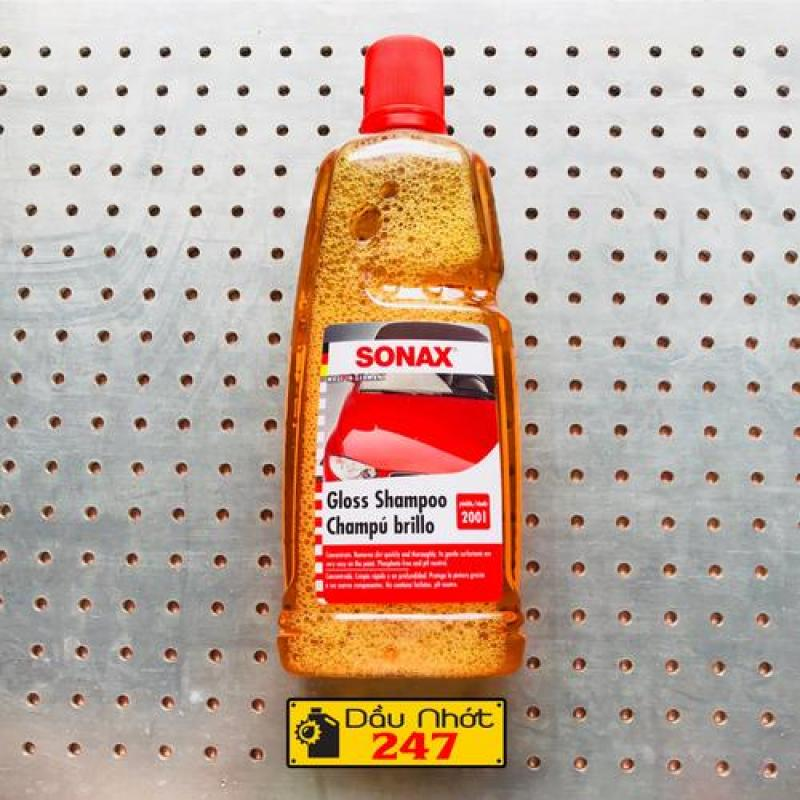 Nước rửa xe Sonax