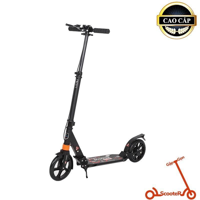 Mua Xe trượt scooter thể thao gấp gọn  phiên bản nâng cấp 2
