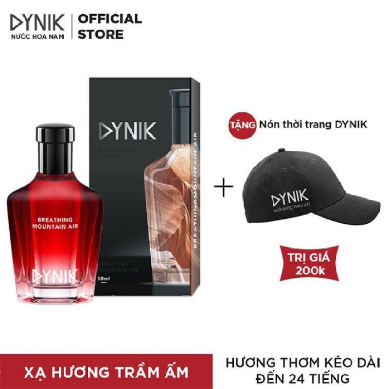 [Tặng Nón Dynik - Phiên bản Limited] Nước Hoa Nam DYNIK Chinh Phục Núi Cao 50ml cao cấp