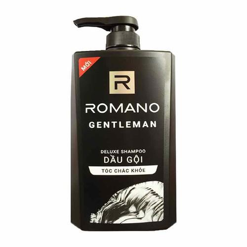 Dầu gội cho Nam Romano Gentlemen 650g