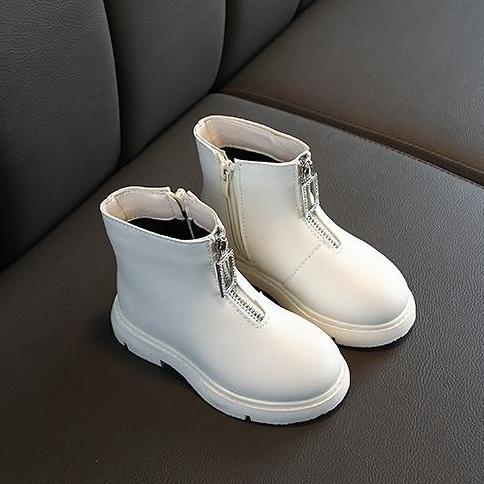 Giá bán giày bốt bé gái size 26-35 cá tính