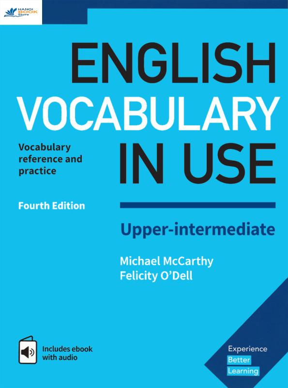 English Vocabulary in Use - Upper-Intermediate - sách màu - Hanoi bookstore