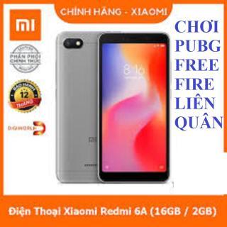 điện thoại Xiaomi Redmi 6A -  Xiaomi 6 A 2sim ram 3G/32Gb mới CHÍNH HÃNG - Bảo hành 12 tháng