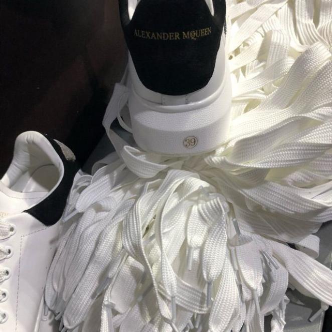 Cặp dây giày bản to của giày mc Queen giá rẻ