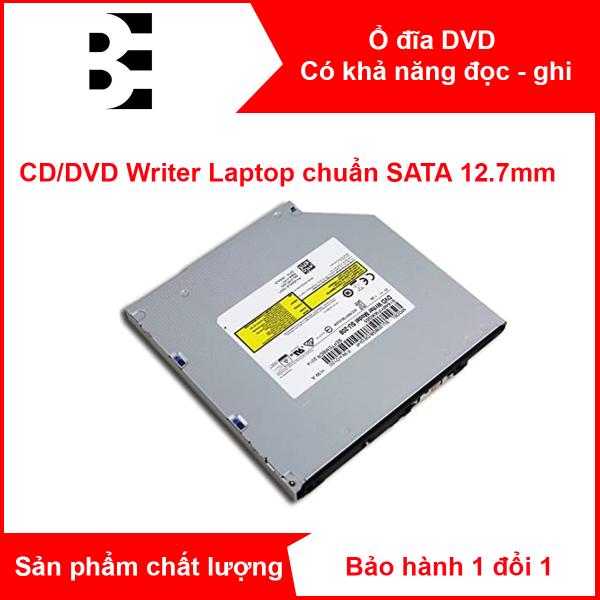 Bảng giá Ổ đĩa quang cho LAPTOP/ PC DVD-RW SATA tháo máy chuẩn SATA kích thước 9.5mm / 12.7mm DVD Slim Phong Vũ