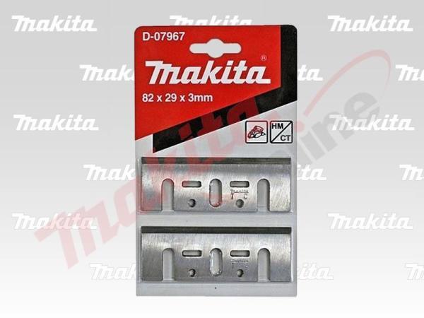 Bộ lưỡi bào 82mm makita D-07967