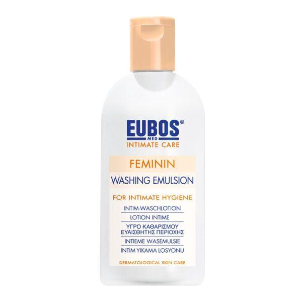 Dung dịch vệ sinh phụ nữ EUBOS Feminin washing emulsion 200ml