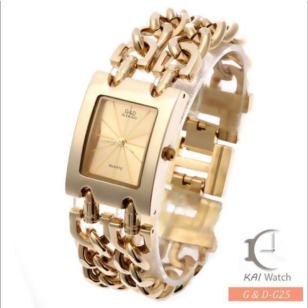 Nơi bán Đồng hồ nữ G & DG25 Thời trang cao cấp