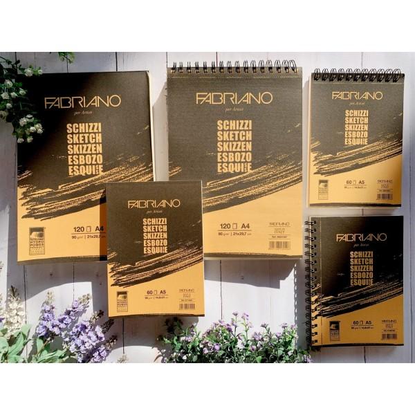 Mua Sổ vẽ chì - Sketchbooks Fabriano Per Artisti 90Gsm