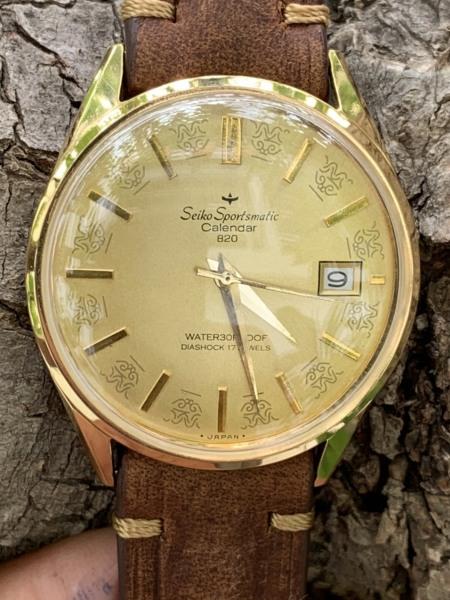 Đồng hồ nam SEIKO SPORTSMATIC - AUTOMATIC của Nhật