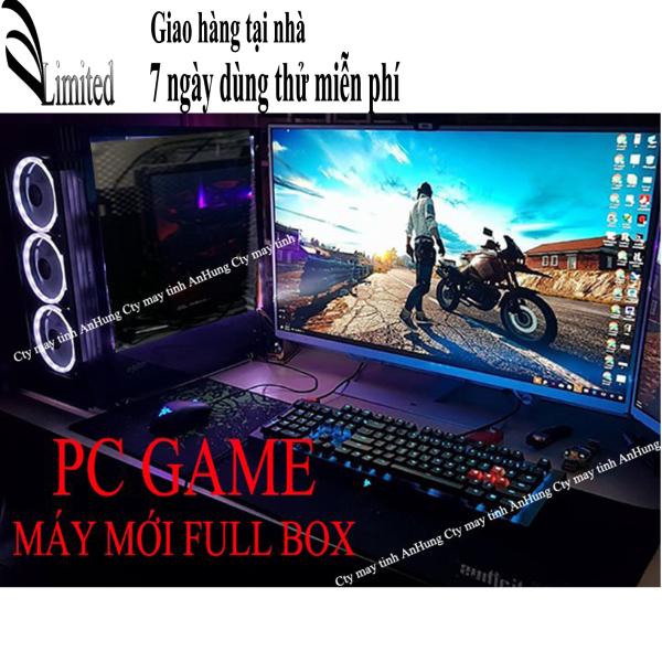 Bảng giá [MÁY MỚI] Bộ máy tính để bàn chơi Game giá rẻ, cf, lol, pubg mobi... linh kiện đời cao Chip intel i3 thế hệ 4, 22nm Haswell H81 (Trọn bộ thùng máy+ màn 19 inch + phím chuột) Phong Vũ